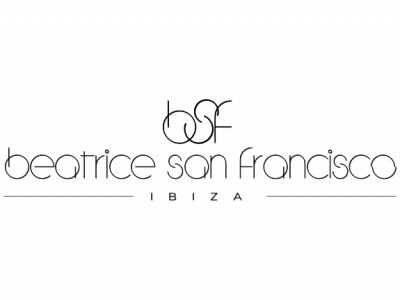 Logotipo Beatrice San Francisco - Adlib Ibiza