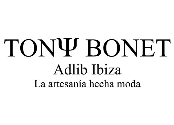 Tony Bonet - Adlib Ibiza