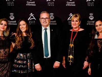 ADLIB tiñe de blanco Madrid en la presentación del primer catálogo de moda online de las islas