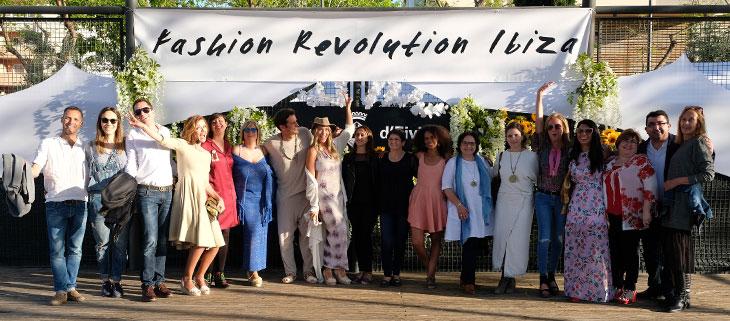 Moda Adlib sostenible en Fashion Revolution Day