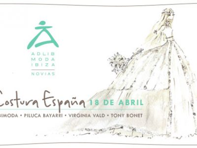 Moda Adlib Novias en la Pasarela Costura España 2017