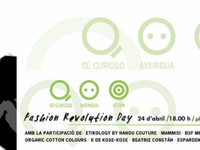 Moda Adlib sostenible en Fashion Revolution Day