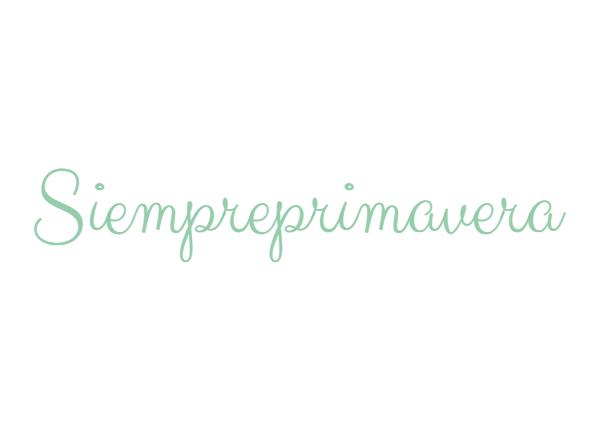 Logo Siempreprimavera