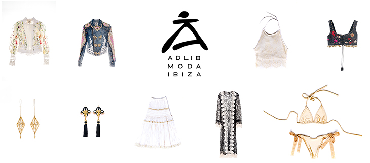 This Christmas feel the bohemia of Ibiza wearing Adlib