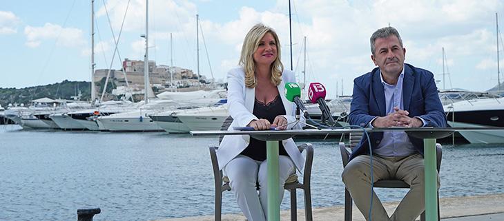 Rueda de prensa Adlib Moda Ibiza - Natur Adlib