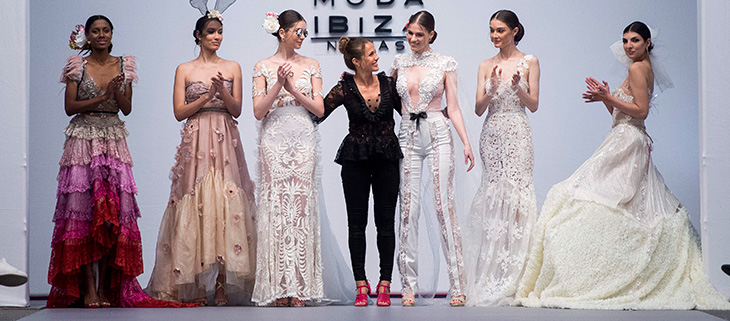 Adlib Moda Ibiza en Madrid Bridal Week 2018