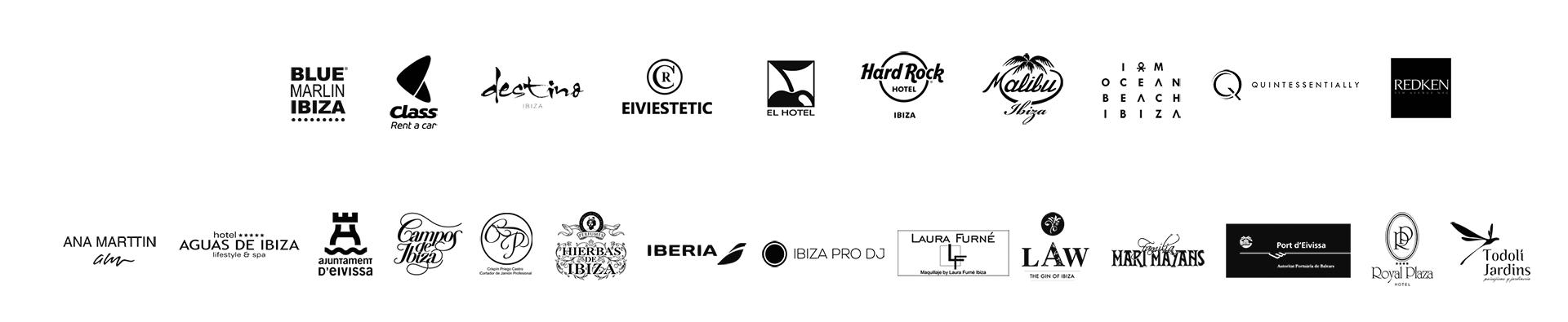 Patrocinadores Adlib Moda Ibiza 2018