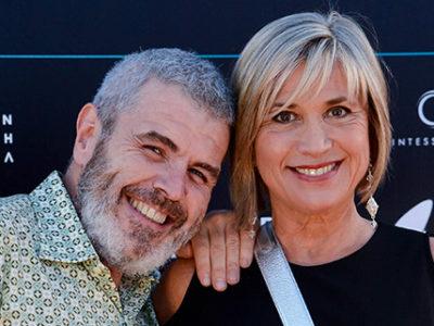 Lorenzo Caprile y Julia Otero